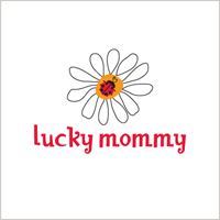 Lucky Mommy on White