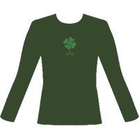 St. Patrick's Day Lucky Tee
